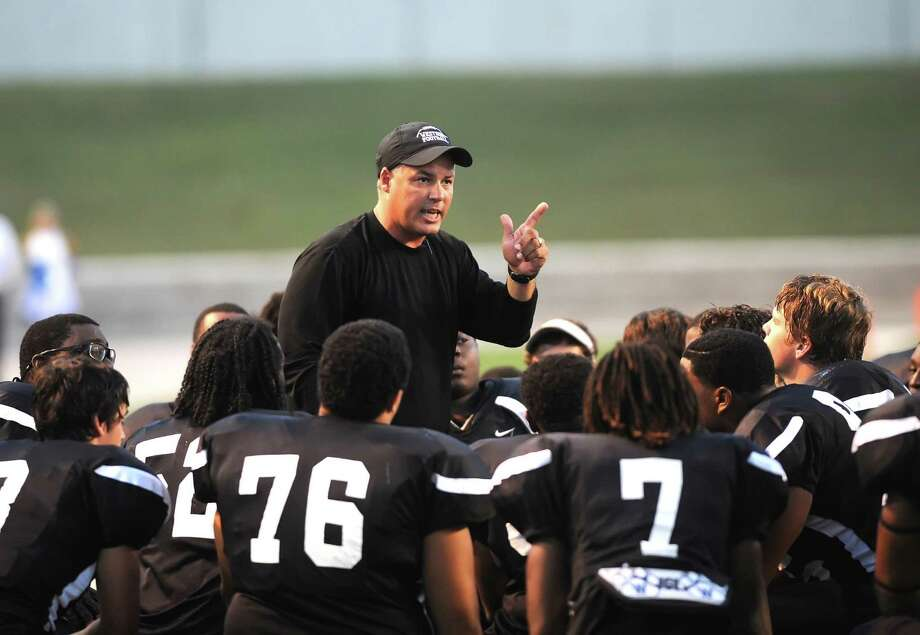 Mark Byrd was a prime motivator for the Westside Wolves. Photo: Eddy Matchette, Freelance / Freelance