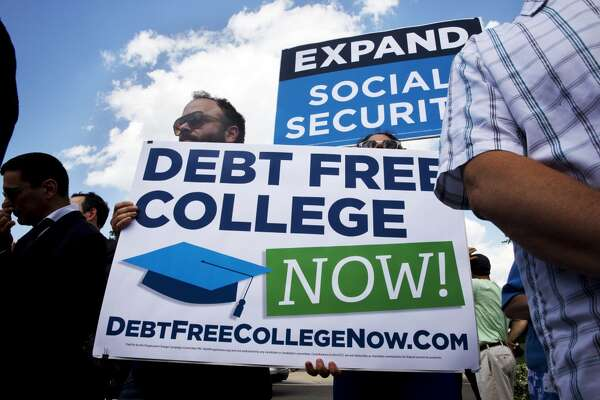 Financial vulnerability   Around 48 percent said they have too much debt.   A total of 36 percent have student debt and 39 percent have an auto loan.