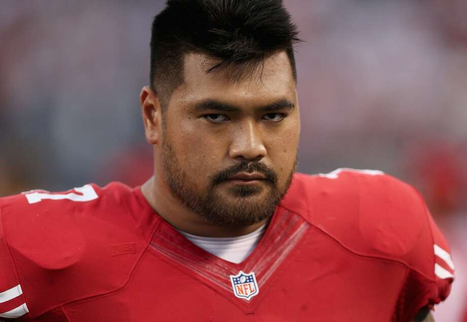 Arizona Cardinals (2014 record: 11-5) What's new on offense? The Cards focused on the line, reeling in perhaps the premier free-agent lineman on the market in former 49ers All-Pro guard Mike Iupati (above), then choosing Florida tackle D.J. Humphries at No. 24 overall. That should help them take care of 35-year-old Carson Palmer, who is coming off the second ACL tear of his career. Third-round running back David Johnson adds some size to the backfield and should team with Andre Ellington to improve Arizona's rushing attack, which ranked 31st in the league in 2014. Future Hall-of-Famer Larry Fitzgerald re-signed and will head a talented receiving corps that also features Michael Floyd and John Brown. Photo: Christian Petersen, Getty Images