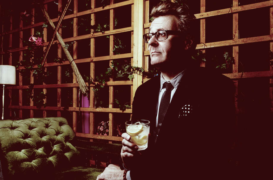 """I'm going to keep going as long as I can with the podcast and seeing if it will hold up over the years,"" says Greg Proops of his gig. / ONLINE_YES"