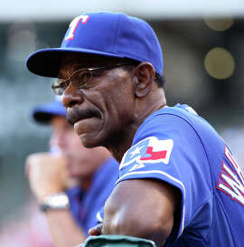 Ron Washington was a vital part of the A's staff for 10 seasons as infield coach.