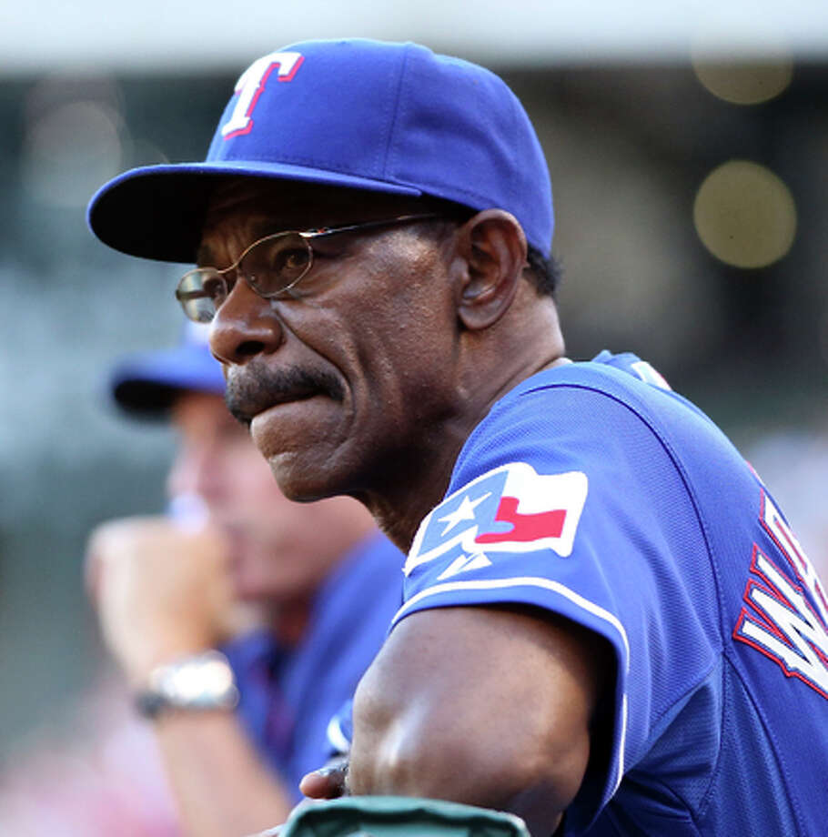 Ron Washington was a vital part of the A's staff for 10 seasons as infield coach. Photo: Rick Yeatts / Getty Images / 2014 Getty Images
