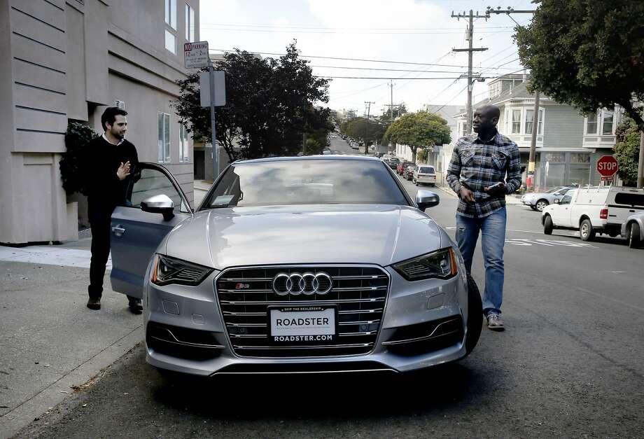 Roadster To Newcar Buyers Skip The Dealer Well Haggle For You - Audi service san francisco