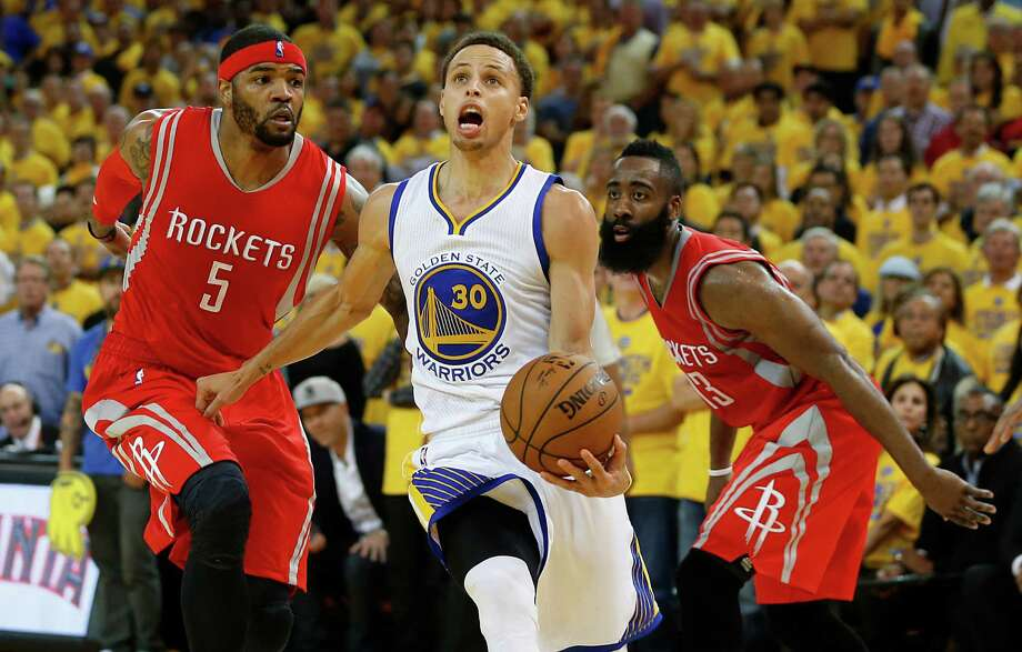 77e6d29c1d9e Steph Curry vs. James Harden  The superstar duel that defined (and almost  seemed larger than) Game 2 - Talking Points