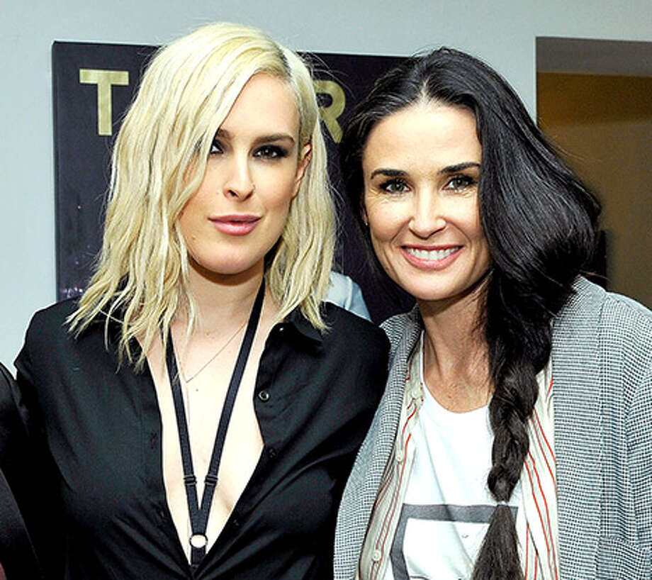 Demi Moore vs. daughter Rumer Willis