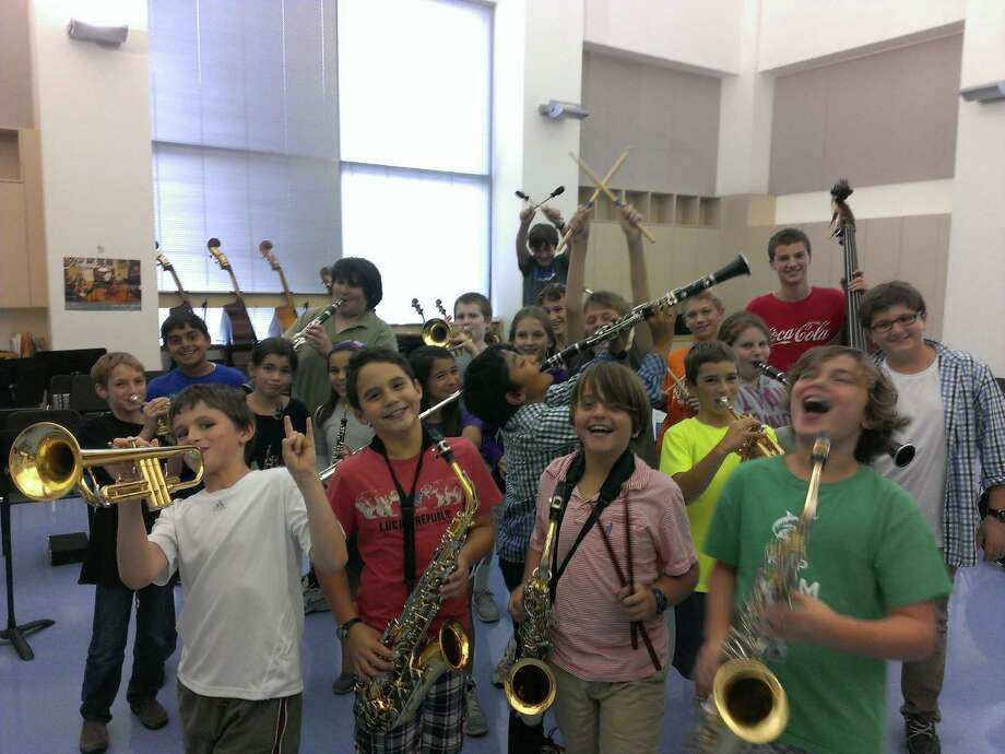 Take the first step toward joining the Darien band program by attending a beginning band informational evening meeting to be held in the Tokeneke School Common Room at 7:00 p.m. on May 27. Photo: Contributed Photo / Darien News