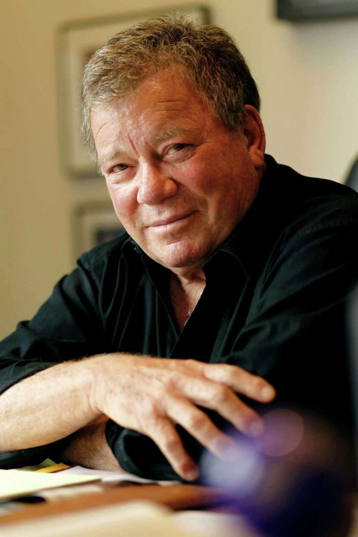 Film and TV legend William Shatner is one of the featured guests at this weekend's Space City Con at NRG Center.