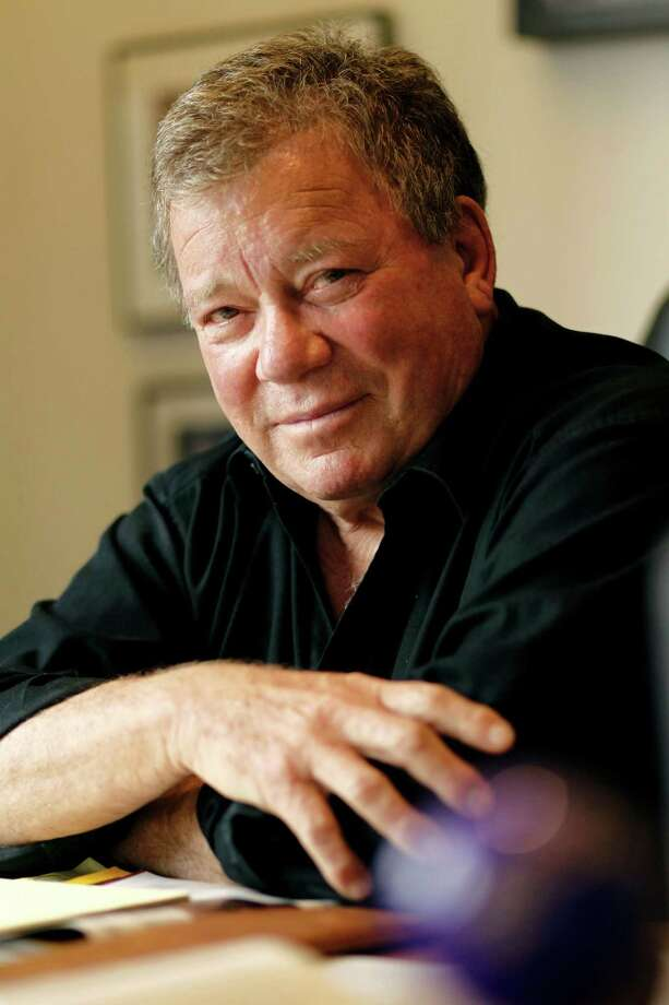 Film and TV legend William Shatner is one of the featured guests at this weekend's Space City Con at NRG Center.  Photo: Matt Sayles, STF / AP2012