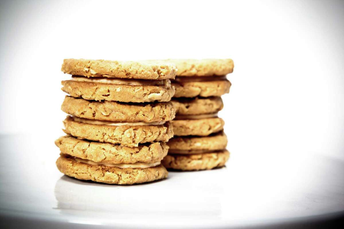 Rebecca Masson of the Fluff Bake Bar in Houston is known for her fluffernutter sandwich cookies.