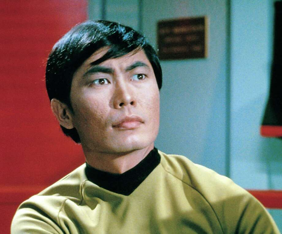 Actor and activist George Takei.