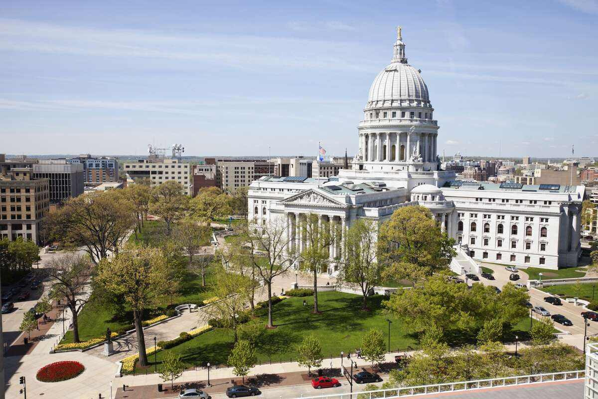 MOST ENGAGED 10. Wisconsin Total score: 54.86 Political engagement among ages 18-24: No. 13  Political engagement among ages 65+: No. 6 Source: WalletHub