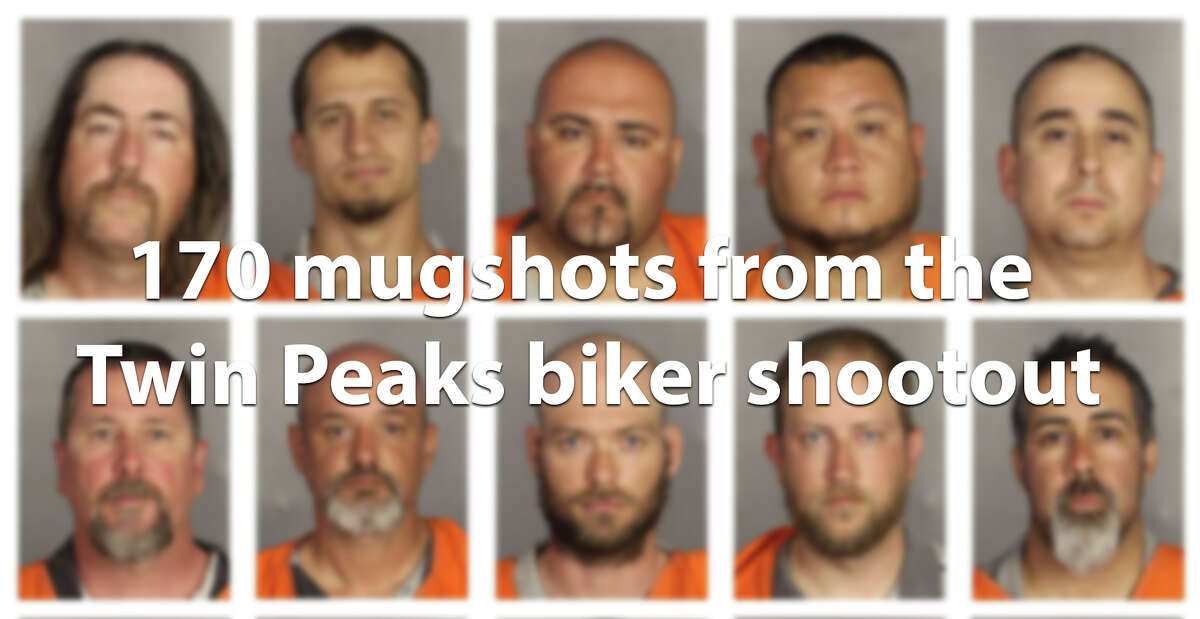 More than 170 biker gang members were arrested May 17, 2015, for their involvement in a bloody shooting at a Twin Peaks restaurant in Waco that left nine dead and 18 injured.Scroll through the gallery to see the first faces that have surfaced in connection to the shooting.
