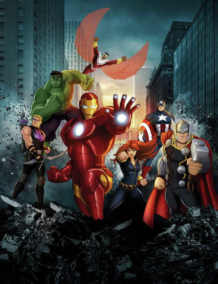 Marvel One of the Avengers (Captain America, Iron Man, Black Widow, etc.) Mjolnir Cosmic cube