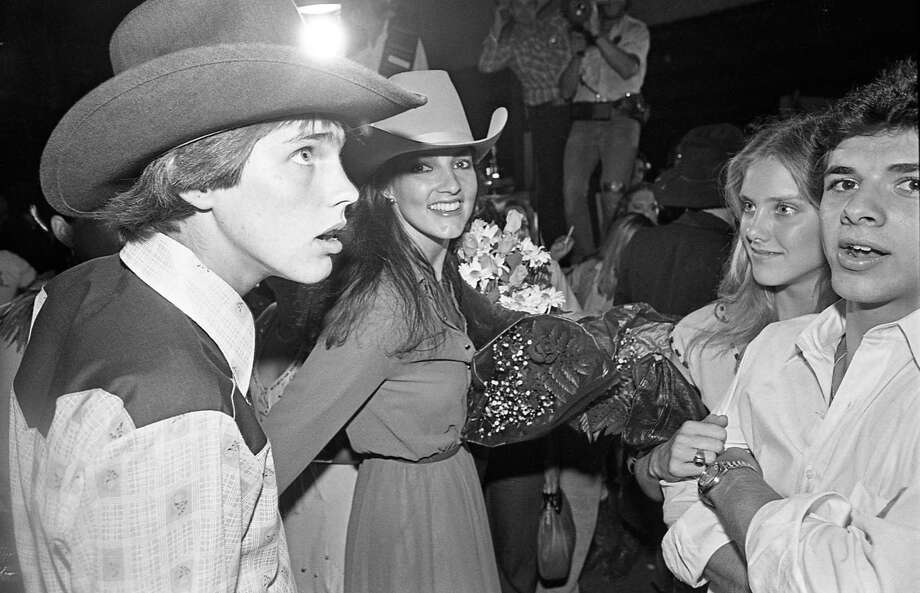 "06/05/1980 - actress Madolyn Smith at Houston movie premiere party for ""Urban Cowboy"" at Gilley's club. Photo: Larry Reese, File  / Houston Chronicle"