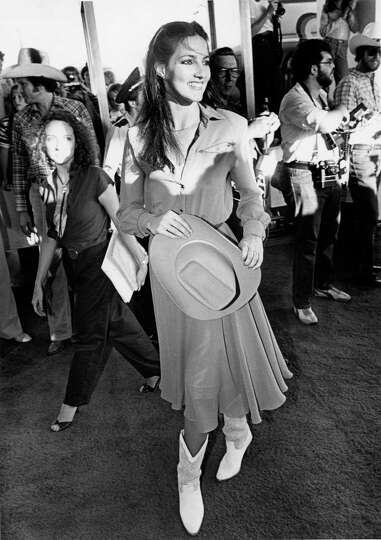 06 05 1980 - actress Madolyn Smith at the Houston movie premiere forMadolyn Smith Urban Cowboy