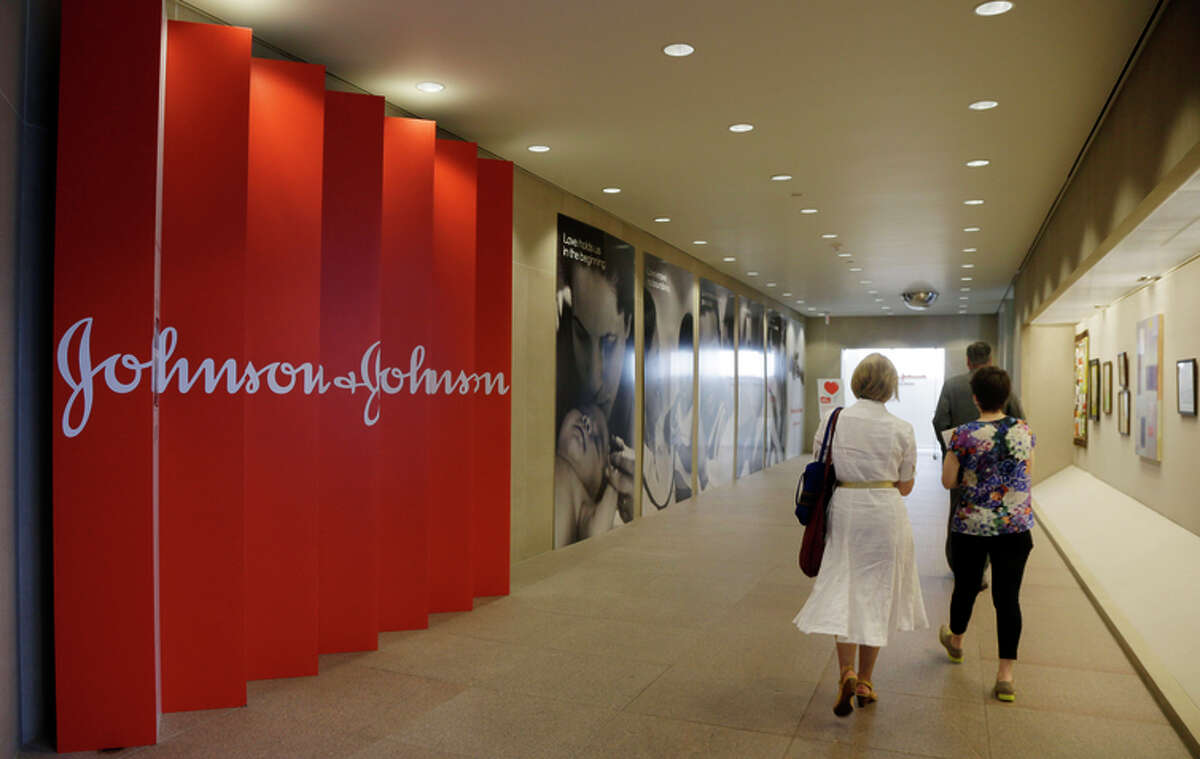 Johnson & Johnson plans to seek approval by 2019 for more than 10 new medicines.