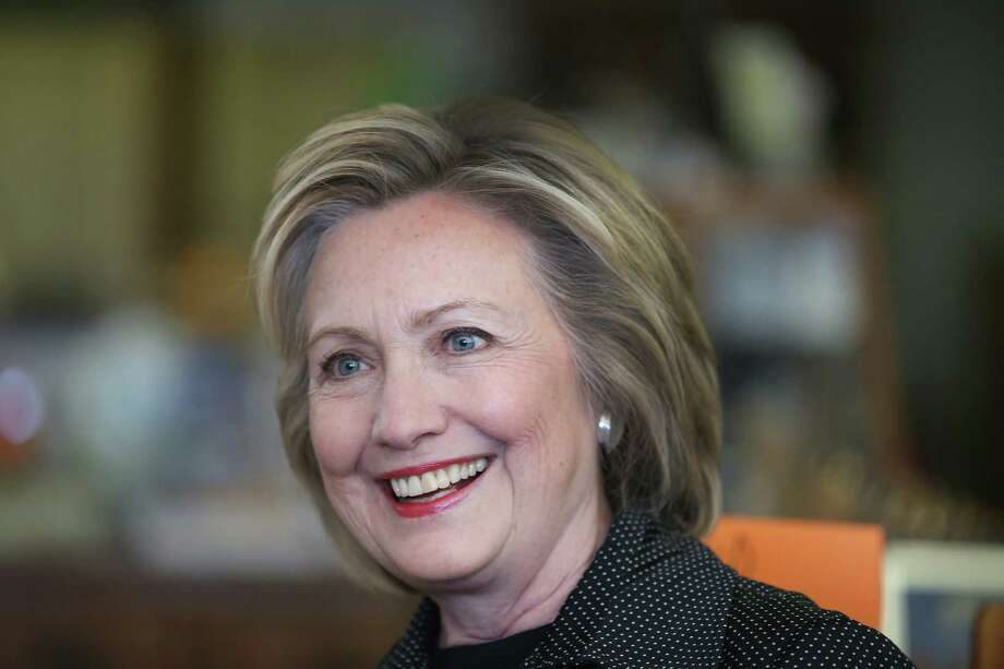 Democratic presidential candidate Hillary Clinton will hit the fundraising trail June 5 in Greenwich. Photo: Scott Olson/Getty Images, Getty Images / Getty Images