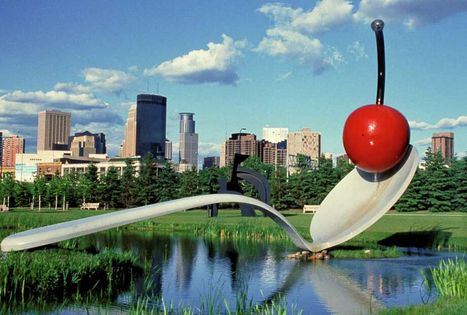 For people who want lots of urban park space: Minneapolis-St. PaulOnly two cities fared better than San Francisco in the Trust for Public Land's 2017 ParkScore rankings, and they were the Twin Cities. Minneapolis won for the fifth year in a row, thanks in part to 97 percent of its residents living within a half-mile of a park, an average park size of 6.5 acres, and 1.7 dog parks per 100,000 residents. St. Paul was ahead of Minneapolis with 15.2 percent of its geography covered by parks.  Photo: Education Images, Getty Images / Universal Images Group Editorial