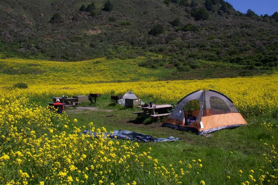 Ranking The Bay Area S Top 50 Camping Spots Sfgate