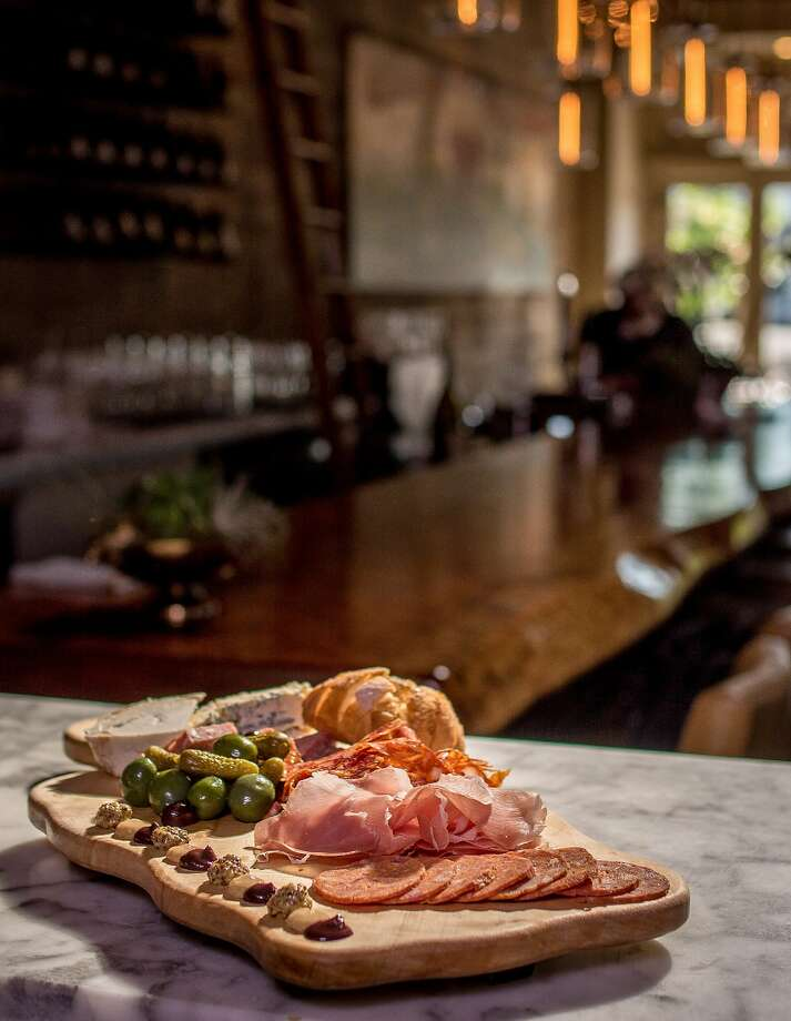 The Charcuterie & Cheese platter at Valette in Healdsburg, Calif., is seen on Wednesday, May 13th, 2014. Photo: John Storey, Special To The Chronicle