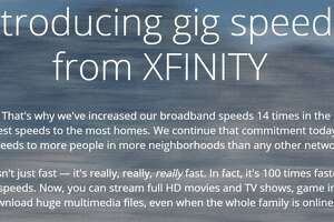Comcast boosting speeds again, but not for everyone - Photo