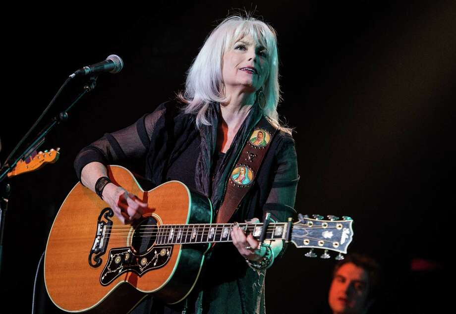 Emmylou Harris will be joined by Rodney Crowell for a Saturday show at the Kerrville Folk Festival. Photo: Getty Images / 2013 David Wolff - Patrick