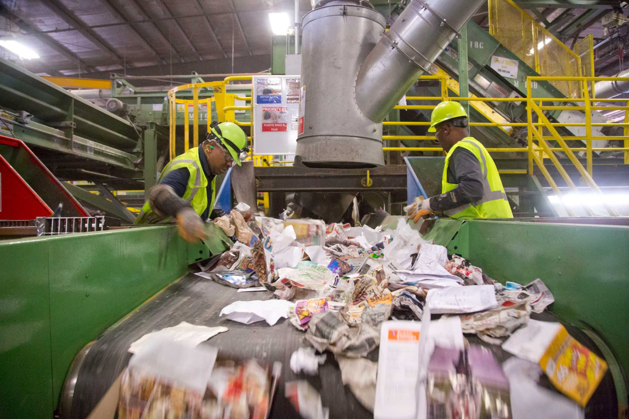 recycling garbage essay recycling haze houston chronicle