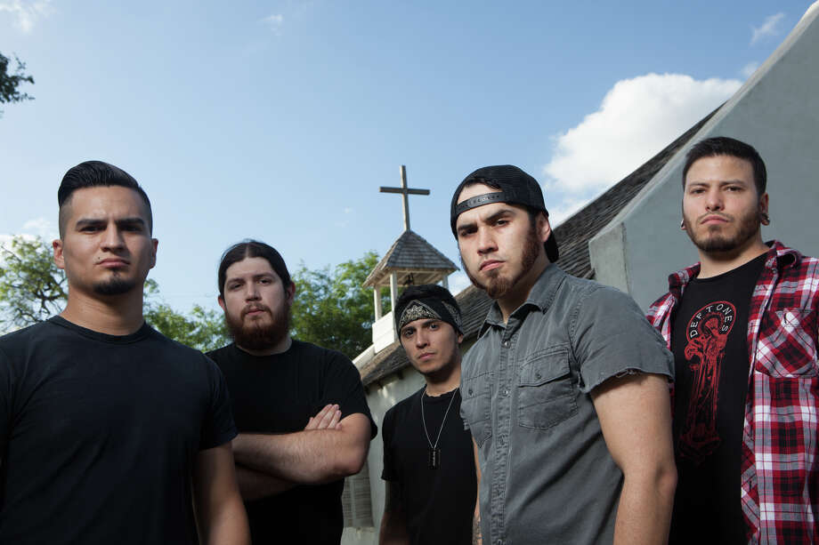Sons of Texas are a blues metal act from McAllen playing Monday at the Korova. Photo: Courtesy Razor & Tie / © 2014 Chris Phelps