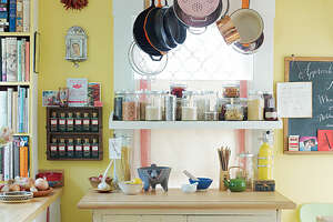 27 tips to keep a small home organized - Photo