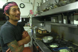 Watch Jesse Koide of Pink Zebra on Vice's Munchies - Photo