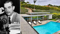 Howard Hughes' Beverly Hills home up for sale - Photo
