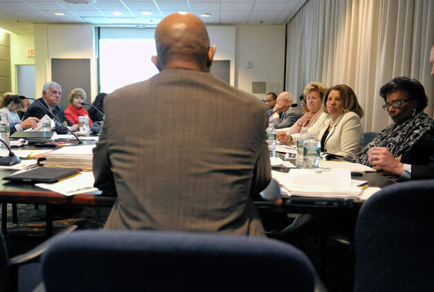 Members of the Board of Regents hold a meeting at the State Education building on Tuesday, May 19, 2015, in Albany, N.Y.  (Paul Buckowski / Times Union) Photo: PAUL BUCKOWSKI, Albany Times Union / 00031897A