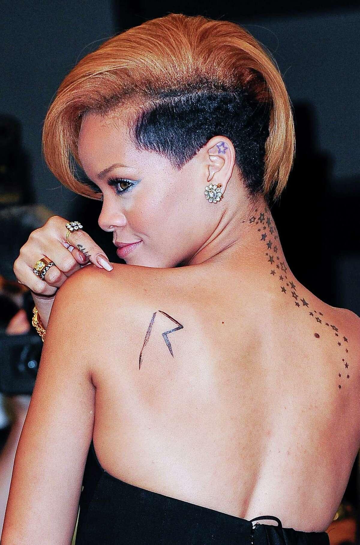 Rihanna!