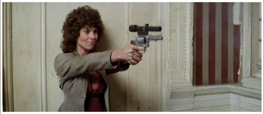 """Escape From New York"" Adrienne Barbeau"