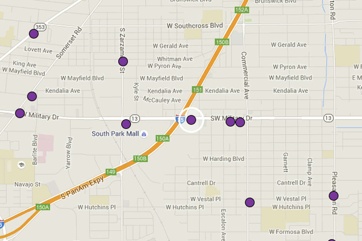 210 SPORTS CANTINA: 1946 SW MILITARY DR San Antonio , TX 78221 Date: 05/15/2015 Demerits: 14