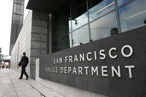 SFPD officer investigated for sex assault - Photo