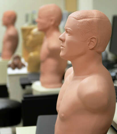 SAM's, student auscultation manikins, in the task training room at Albany Medical College's Standardized Patient program Thursday March 19, 2015 in Albany, NY.  (John Carl D'Annibale / Times Union) Photo: John Carl D'Annibale / 518Life / 00031014A