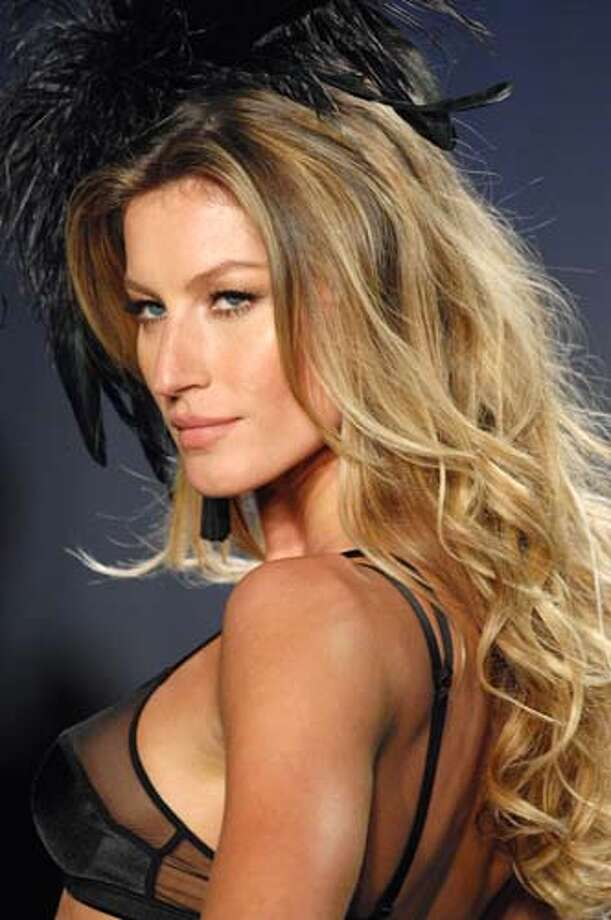 Gisele Bundchen Photo: THIAGO TEIXEIRA, Getty / AFP