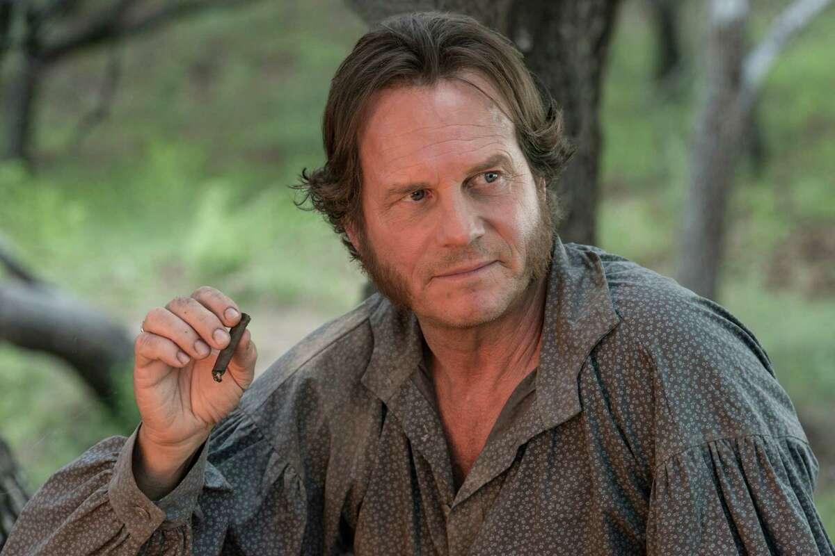 Gen. Sam Houston, played by Bill Paxton.
