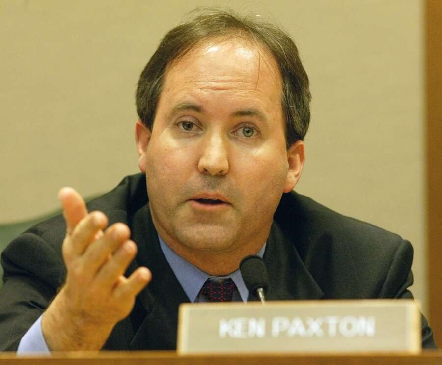 Here are some hard numbers on Texas Attorney General Ken Paxton. Photo: Harry Cabluck, AP