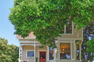 Hot Property: Moving on up: Berkeley couple manipulates 19th century Victorian to their needs - Photo