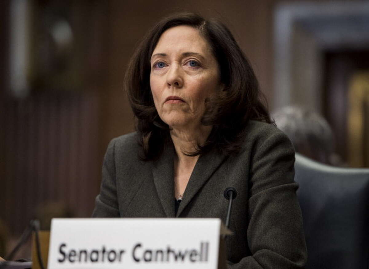 Sen. Maria Cantwell, D-Wash., has the reputation of being a tough boss.