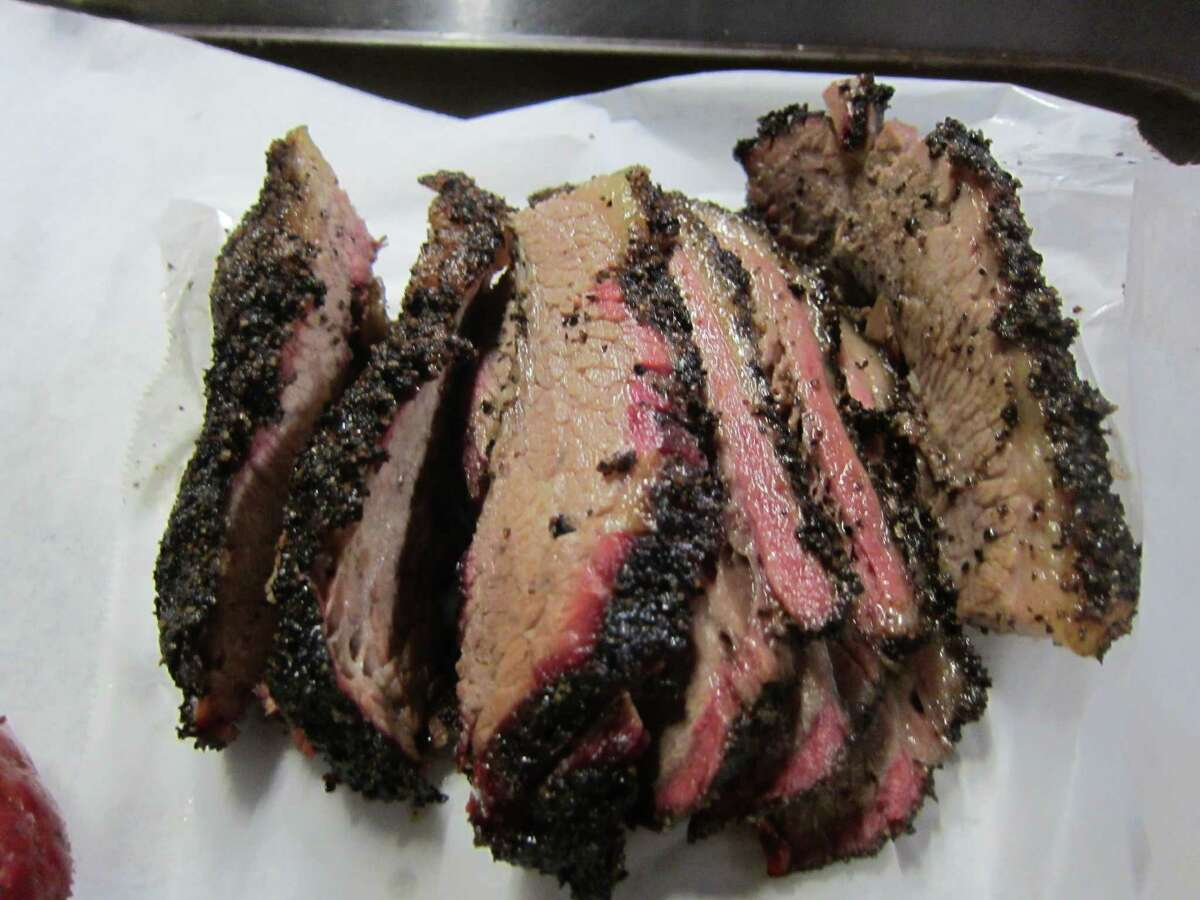 Swap smoked meat for ground beef Brisket added to anything works here in Texas (we're waiting on brisket lasagna) but substituting smoked sausage for plain sausage is another great Texas upgrade.