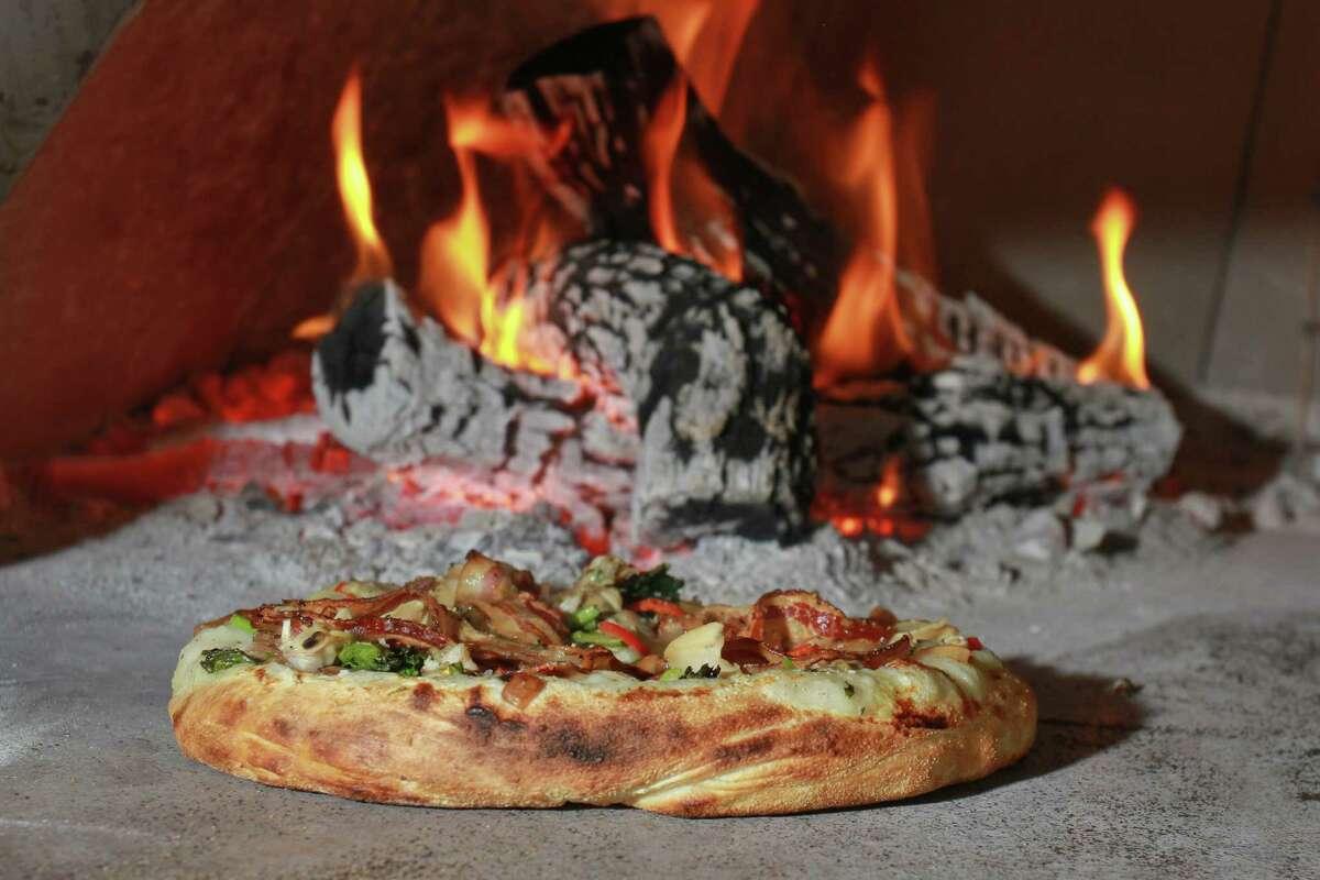 Pizza at Coltivare