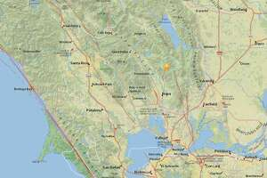Magnitude 4.1 quake rattles Napa County - Photo