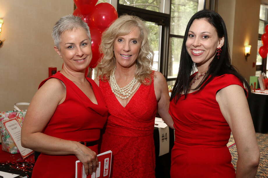 Were you Seen at the 11th Annual Go Red for Women luncheon, a benefit for the American Heart Association, at the Albany Marriott in Colonie on Thursday, May 21, 2015? Photo: (C) JOE PUTROCK 2014, Joe Putrock/Special To The Times Union