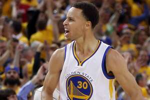 Kid in Warriors' star Stephen Curry is quite all right - Photo