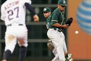 A's Marcus Semien to be tutored by Ron Washington - Photo