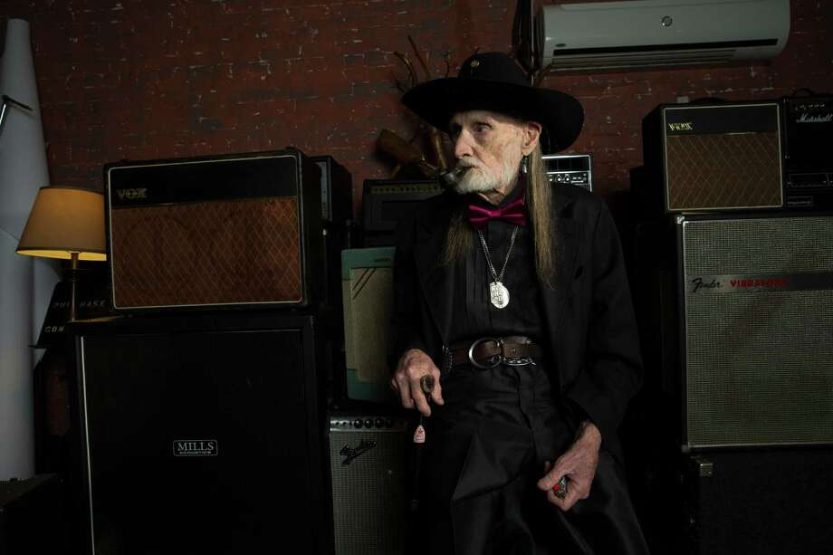 At 90 years old, Ben Dorcy hasn't slowed down, although the long-time roadie to country music royalty doesn't do much heavy-lifting these days. Photo: Photos Via Kickstarter / King Of The Roadies