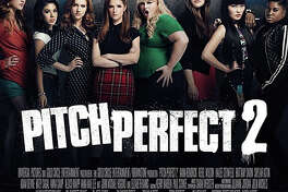"""Pitch Perfect 2"" is the new sequel to the popular 2012 movie about a cappella competitions, ""Pitch Perfect."""